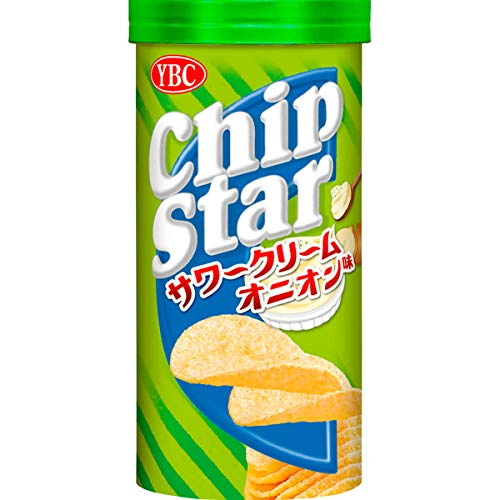 YBC チップスターS サワークリームオニオン味 50g×48個入り (1ケース)