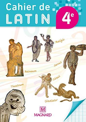 4e cahier de latin (Latin en séquences)
