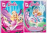 Wild Flower Barbie Thumbelina Enchanted Pack Animated Swan Lake Classic Fairy Tale Adventures