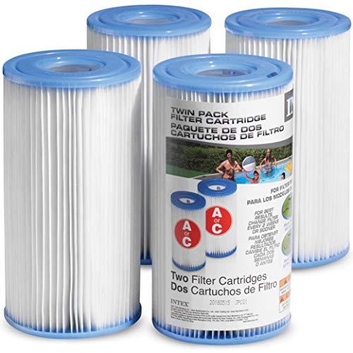 Intex Pool Filter Cartridges - Intex Cartridge Filter Type A and...