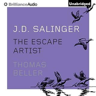 J. D. Salinger audiobook cover art