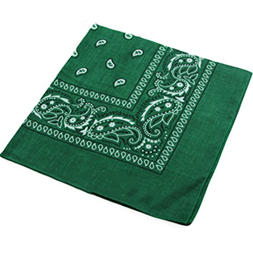 Recyclops Costumes - Polytree Unisex Cotton Double Sided Paisley