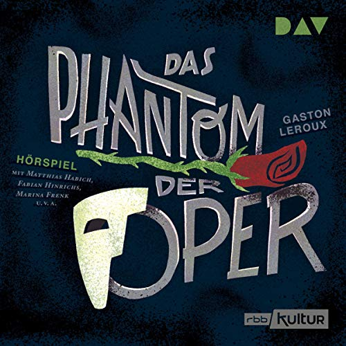 『Das Phantom der Oper』のカバーアート
