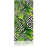 Toalla de Microfibra para la playa, toalla de Verano, Diseño Tropical