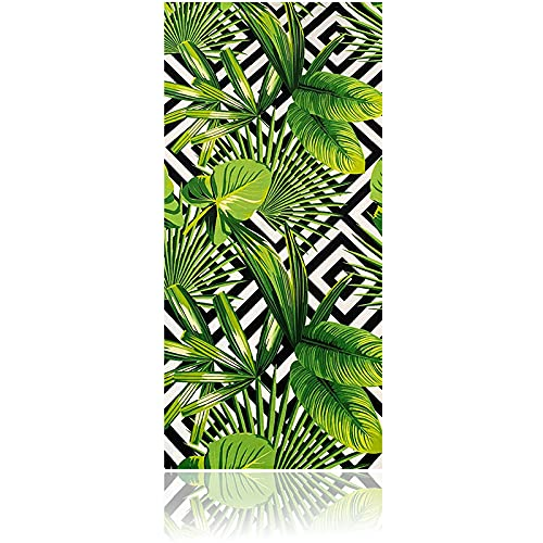 Toalla de Microfibra para la playa, toalla de Verano, Diseño Tropical 🔥