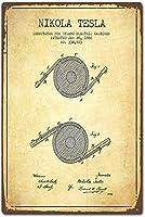 ダイナモ電気機械用整流子錫サイン壁の装飾金属ポスターレトロプラーク警告サインオフィスカフェクラブバーの工芸品