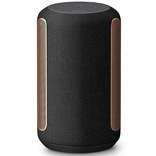 ソニー 360 Reality Audio認定ワイヤレススピーカー SRS-RA3000 : 360 Reality Audio対応/Wi-Fi/Bluetooth/防湿/Works with Amazon Alexa / 2021年モデル / ライトグレー SRS-RA3000 H