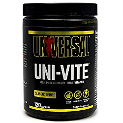Universal Nutrition Uni-Vite Best Multivitamin For Men In India