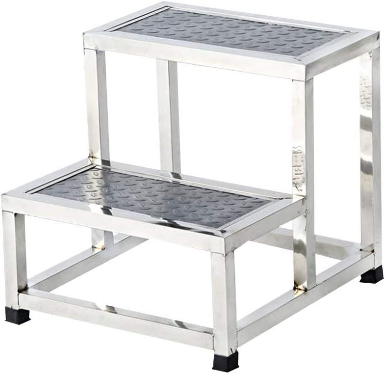 CAIJUN Ladder Stool Stainless Welding Steel safety Proces Non-Insulated Surprise price
