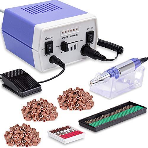 Torno uñas Profesional eléctrica taladro máquina