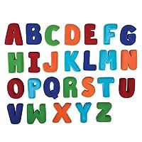 Rubbabu 20100Upper Case Lot de Lettres de l'alphabet (Petite Taille)