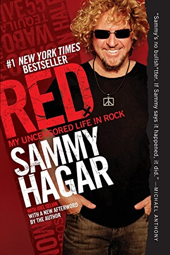 Red: My Uncensored Life in Rock