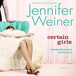 Certain Girls audiobook cover art