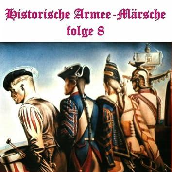 Historische Armee-Märsche Folge 8