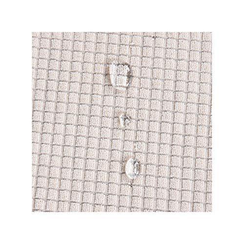 #N/V Funda de cojín impermeable para sofá de 1/2/3/4 plazas, de forro polar, elástica, para decoración de muebles de hogar