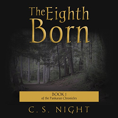 The Eighth Born audiobook cover art