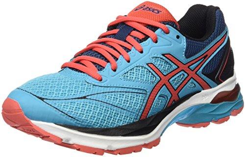 Asics Gel-pulse 8 - Zapatillas de running Mujer, Azul (Aquarium / Coralicious / Poseidon), 36 EU