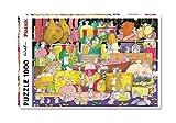 Piatnik Vienna- Puzzle de 1000 Piezas, Color Zorro (5499)