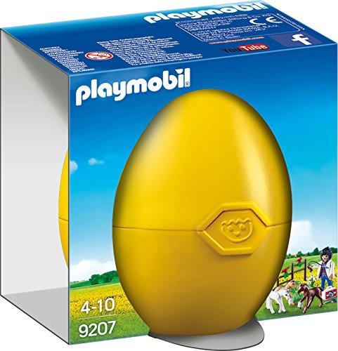 Playmobil 9207 - Tierärztin mit Fohlen
