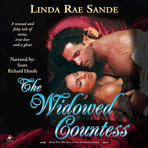 The Widowed Countess audiobook cover art