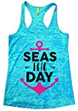 Funny Threadz Funny Anchor Womens Fitness Gym Burnout...