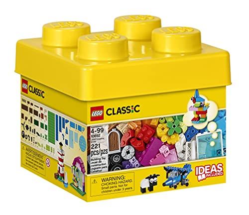LEGO10692ClassicLadrillosCreativosJuegodeConstrucción,JuegodeConstrucciónparaNiñosyNiñas+4años
