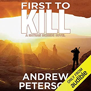 First to Kill  cover art