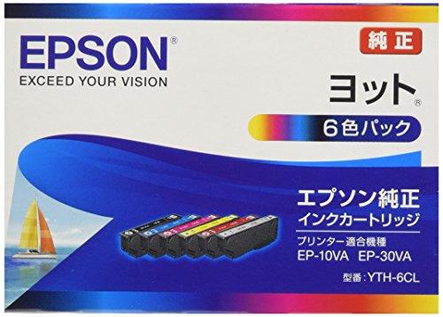 エプソン 純正 インクカートリッジ ヨット YTH-6CL 6色パック