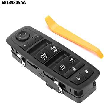 OKAY MOTOR Driver Master Window Switch for 2015-2019 Chrysler 300 Dodge Charger