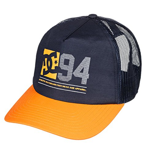 DC Shoes Yorkstiles - Gorra Tipo Trucker - Hombre - One Size