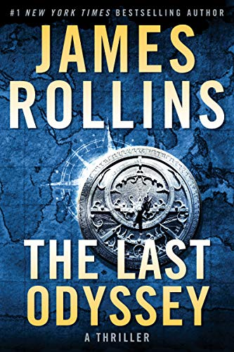 Image of The Last Odyssey: A Thriller (Sigma Force Novels, 15)