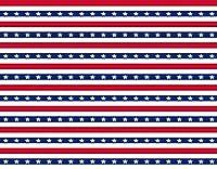 KAPANOU DIY5dダイヤモンドペインティングキット、明るい赤青と白のアメリカの愛国心が強い星の縞模様、フレームダイヤモンドナンバーラインストーンペインティングキット、大人の子供向け手作りダイヤモンドアートクラフト 40x50cm