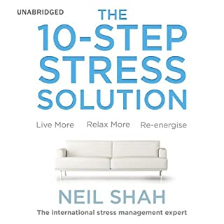 The 10-Step Stress Solution cover art