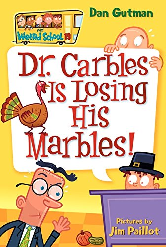 My Weird School #19: Dr. Carbles Is Losing His Marbles!の詳細を見る