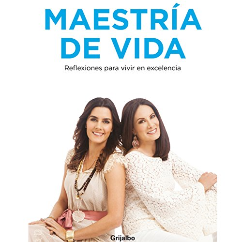 Maestria de vida [Master of Life] audiobook cover art