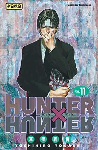 Hunter X Hunter, tome 11