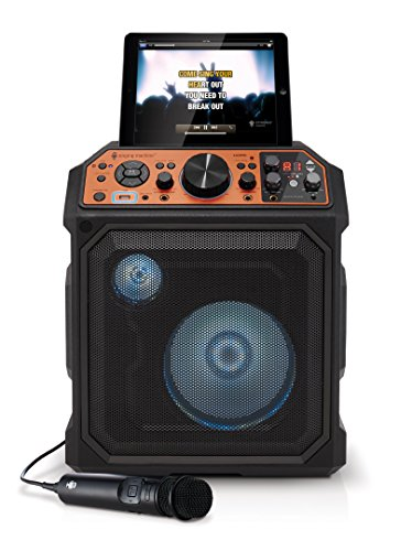 Singing Machine SDL2093 HDMI Karaoke Machine with Auto-Tune, Bluetooth, Mic...