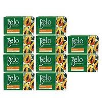 Belo ESSENTIALS Papaya Soap (ベロ エッセンシャル パパイヤソープ) 65g × 10個セット