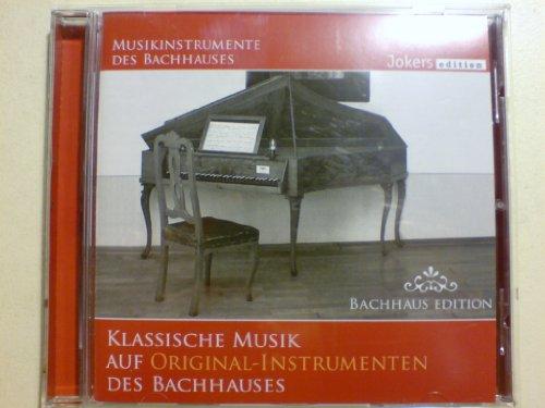 Musikinstrumente des Bachhauses