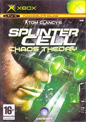 Xbox - Tom Clancy's: Splinter Cell Chaos Theory - [Version Italiana]