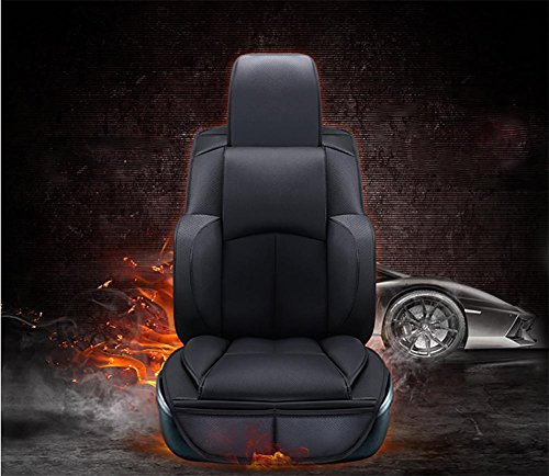AMYMGLL cuir de haute qualité coussin universel de voiture fixe Deluxe (6set) Edition cinq ensembles de coussin de voiture universel de quatre saisons de sélection des couleurs communes respectueuses de l'environnement , #32