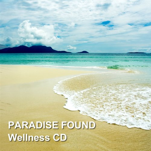 ambient records Paradise Found CD - Wellness CD