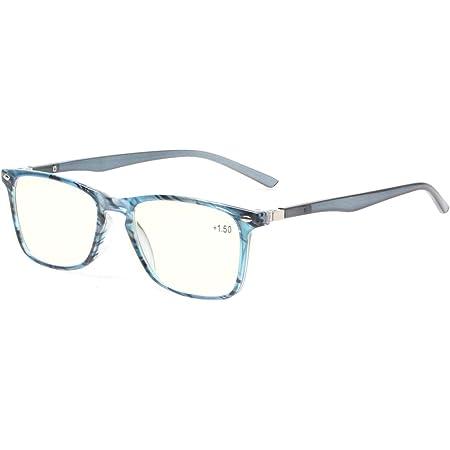Computer Reading Glasses Blue Light Blocking Readers Men and Women Glasses of Reading