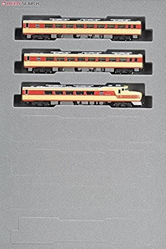 Series Kiha 81 [Kuroshio] (Add-on 3-Car Set) (Model Train) (japan import)
