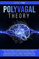 Polyvagal Theory: A self help guide to awake the healing power of the vagus nerve with natural stimulation, overcoming anxiety, stress and depression with exercises, reduce fear, ptsd and healing trauma