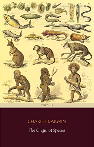 The Origin of Species (Centaur Classics) (English Edition)