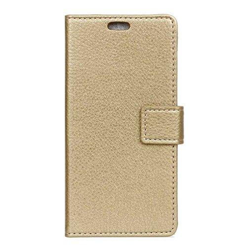 PU Leder Etui Hülle im Bookstyle Handy Tasche für Doogee X20 / X20L Schutzhülle Schale Flip Cover Wallet Hülle (KZN-14#)
