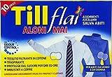 assorbenti ascellari anti-aloni confezione 10 assorbenti