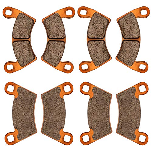 Genuine Polaris Brake Pad Set Kit 2202413 Ranger UTV RZR 4 ACE set of FOUR pads