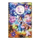 XILALA Jigsaw Puzzles, Jigsaw Puzzle de Adultos 1000 Pieza Puzzle Juego Educativo para niños Regalo de Juguete Aladdin Puzzle de Madera Puzzle Toys.
